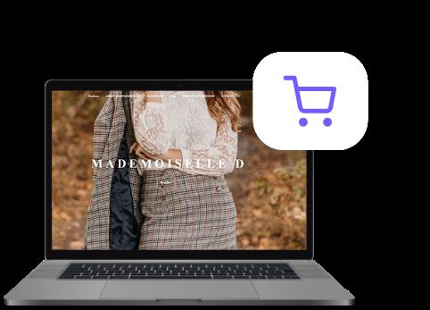 site e-commerce